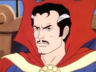Dr. Strange (Spider-Man and his Amazing Friends)