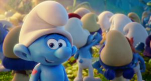 Hefty says smurfette is the greatest