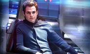 James T. Kirk- Chris Pine 3