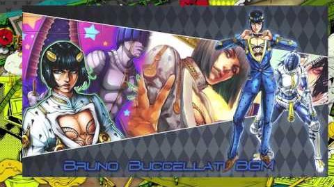 JoJo's Bizarre Adventure Eyes of Heaven OST - Bruno Buccellati Battle BGM