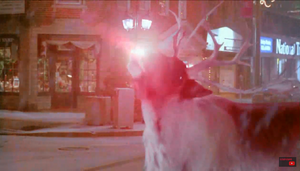Rudolph greeting