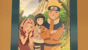 Sakura, Hinata & Naruto in picture