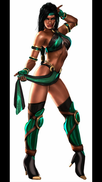 Jade Mortal Kombat Heroes Wiki Fandom