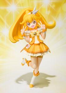 Cure Peace figure