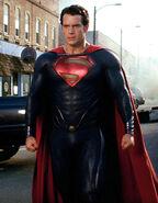 Superman in Metropolis