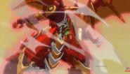 Bakugan Battle Planet Titan Drago