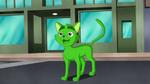 DCSG Beast Boy as Cat