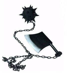 Gyomei weapon
