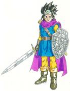 Male Erdrick (Dragon Quest III)