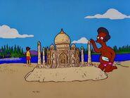 Apu sandcastle