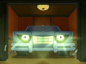 Bender As A Were Car