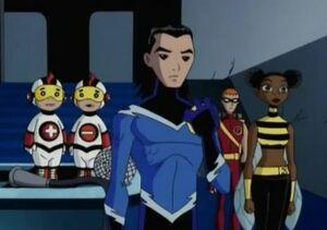 Bumblebee (Teen Titans 2003) 12