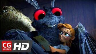 "CGI Animated Short Film ""Attack of the Mothman"" by Meg Viola,Catrina Miccicke,Khalil Yan CGMeetup-0"