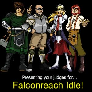 Falconreach Idle
