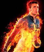 Human Torch Rise
