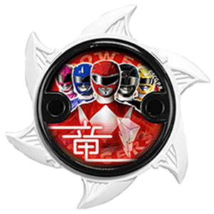 Mighty Morphin Ninja Power Star