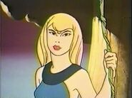 Tara from The Herculoids