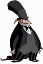 The Batman Penguin