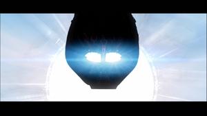 Darth Vader mask placed