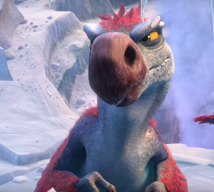 Dino-Bird Gavin (Ice Age)