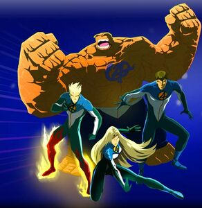 Fantastic Four World's Greatest Heroes