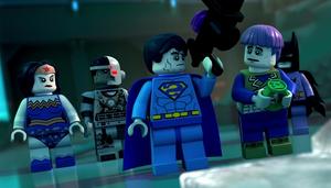 Lego Bizarro