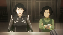 Lin and Suyin
