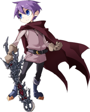 Luka (Monster Girl Quest)