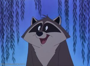Meeko in the sequel
