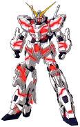 RX-0 Unicorn Gundam 2