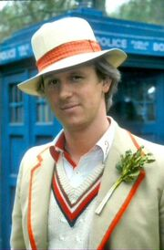 200px-Fifth Doctor