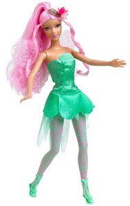 Barbie Fairytopia Dahlia Doll