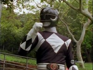 Black Mighty Morphin Ranger - Lizwizard ep