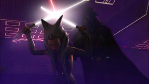 Darth Vader intersect