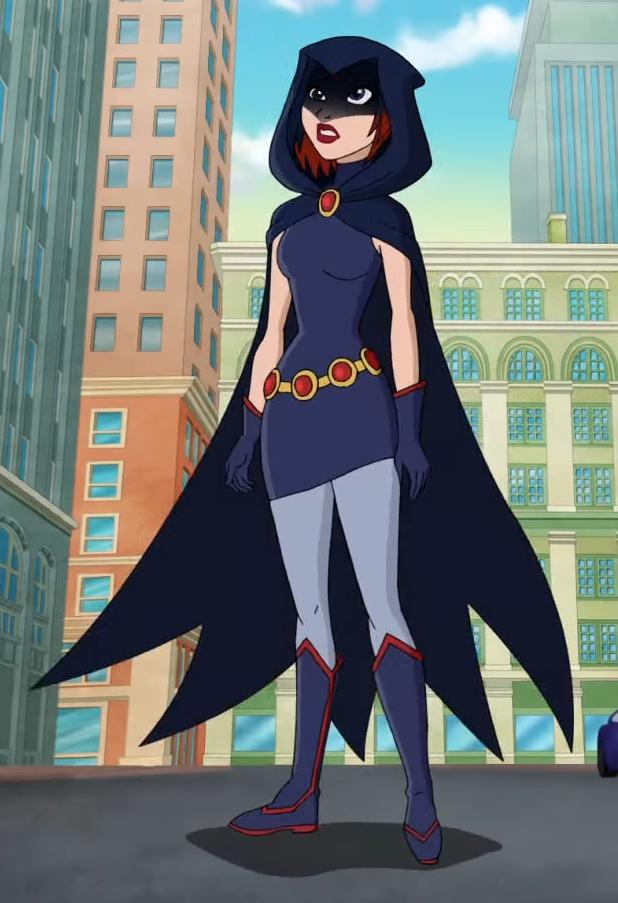 Raven (DC Super Hero Girls) | Heroes Wiki | Fandom