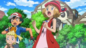 Serena Gasped with Pancham