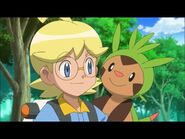 Clemont and Chespin 2