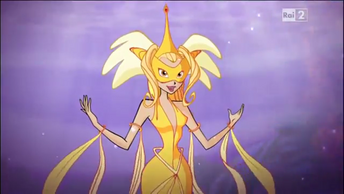 Daphne restored body