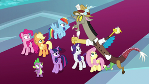 Discord I have so many questions! S9E1
