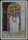 Lucia's Cards, The High-Priestess