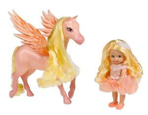 Barbie and the Magic of Pegasus Cloud Princess Blush Doll