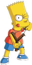 Bart Simpson Render
