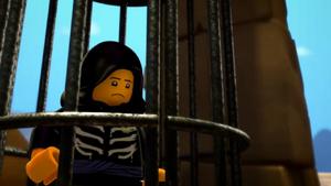 Lloyd is Prisoner now.