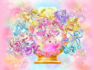 MiracleLeap HUGtto and Star Twinkle preview (2)