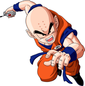 Render Dragon Ball Krillin