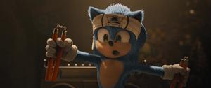 Sonic's Karate