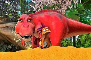 Tyra The Tyrannosaurus Rex