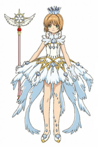 Crystal Costume