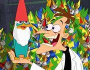 Doofenshmirtz y Perry (9)