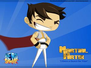 HS Martial Artix
